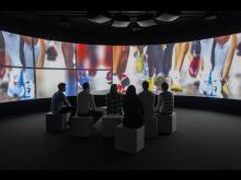 Norges Olympiske Museum – filmrommet
