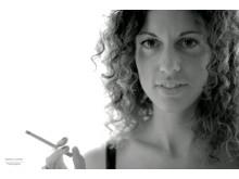 Silvia Avallone besöker Internationell författarscen