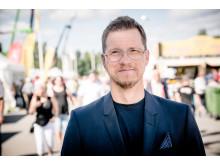 Peter Kattilasaari, projektledare Stora Nolia