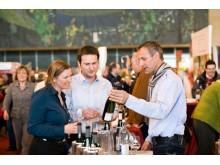 Verkostung auf der WeinMesse Rheinland-Pfalz