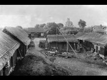 Härkeberga kaplansgård 1917