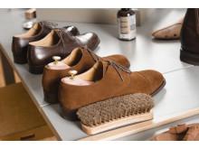 Vålvårdade skor