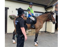 Thames Valley Police has launched a new team of volunteer rural crime spotters in Chiltern and South Buckinghamshire.