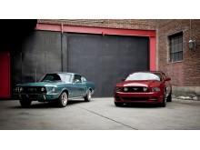 Mustang kommer til Danmark. Bestil din drømmebil