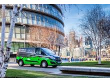 V Londýně Ford testuje flotilu 20 prototypů Transit PHEV s plug-in hybridním pohonem