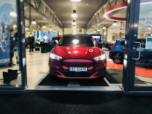 Mustang Mach-E norske skilter 2020
