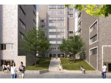 Campus Lappis i Stockholm.