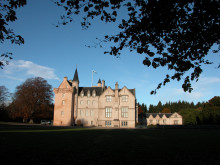 Moray Brodie Castle
