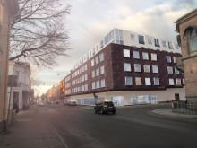 Kontor och bostäder i kvarteret Thor