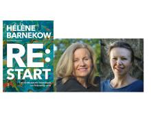 Bokomslag, Hélène Barnekow & Nina Pettersson