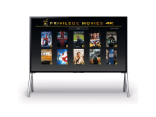 Sony bjuder på filmkväll i 4K