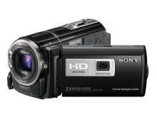 Handycam HDR-PJ30VE von Sony_Schwarz_02