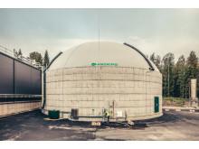 Biogasanläggningen
