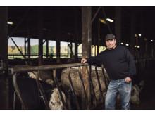 Köttbonde och biogödselkund Jonas Halonen