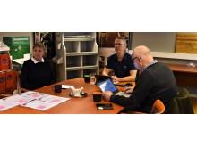 Revision kvalitetsstämplar golvleverantörer