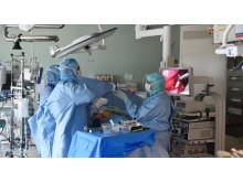 Levandegivarenefrektomi (njure tas ut från levande givare).