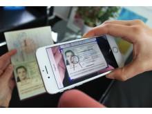 Modernste Ausweisdokumentenprüfung ohne umständliches Video-Ident-Verfahren