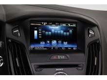 Nya Ford Focus Electric visas på CES 2011 - bild 4