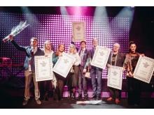vinnare The Brewhosue Award 2018