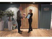 Mester Grønn Årets Miljøfyrtårn 2019