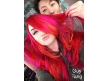 Guy Tang redhead