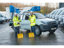 Openreach Winter Weather Engineers