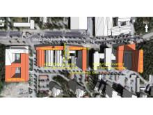 Förslag till dispositionsplan Uminova Science Park