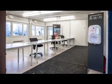 Impfzentrum Unterschleißheim