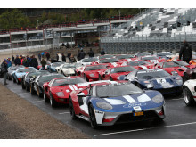 Ford gengiver Ford GT40's Le Mans-sejr fra 1969