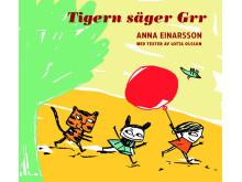 Anna Einarsson tigern säger grr