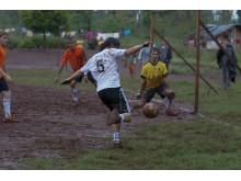 Sony Twilight Football, Iguazu Falls, Argentina 1
