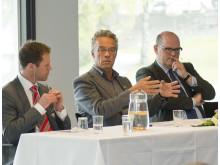 Rasmus Hansson fra Mijøpartiet De Grønne (MDG) mente at det var mange strålende forslag og planer der ute, men at gjennomføringsevnen var for dårlig.