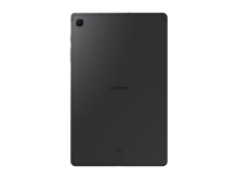 Galaxy Tab S6 Lite_Back_Grey