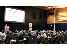 Mer enn 100 deltakere fra fagskolene deltok på konferanse om samordna opptak.