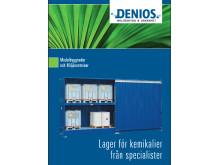 Miljöcontainers för säker invallning av kemikalier - Allt samlat i ny broschyr!