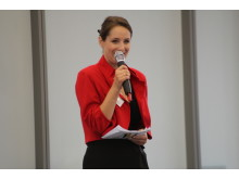 Michaela Klamminger, Moderatorin