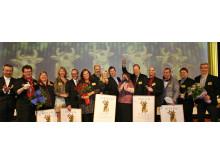 Vinnarna av Arla Guldko® 2011