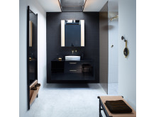 RL40 Spiegelschrank: Der Spiegelschrank als zentrales Interior Design-Planungstool