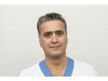 Amir Sedigh, sektionschef transplantation, Akademiska sjukhuset