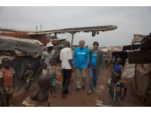 Publiseres Norwegian flies emergency aid to CAR
