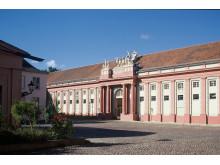 Haus der Brandenburgisch-Preussischen Geschichte im Kutschstall Am Neuen Markt.