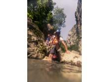 OutdoorTestival im Trentino Canyoning/River Trekking