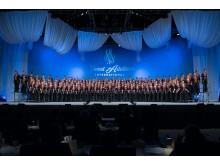 Rönninge Show Chorus, semifinal VM, New Orleans 2019