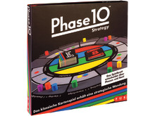 Phase 10 Strategy Brettspiel
