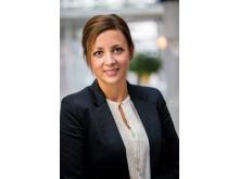 Erica Åberg, hotelldirektör på Downtown Camper by Scandic.