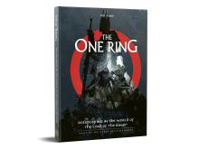 The One Ring RPG 2nd Edition Mockup