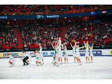 Team Boomerang – Friåkning - VM 2018