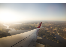Norwegian Boeing 737-800