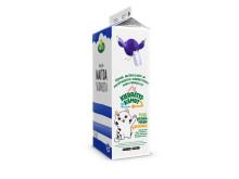 Arla: Kierrätyskamut maitotölkissä