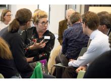 Samtal om ungdomars deltagande och rättigheter vid Svenska missionsrådets årsmöte 2019